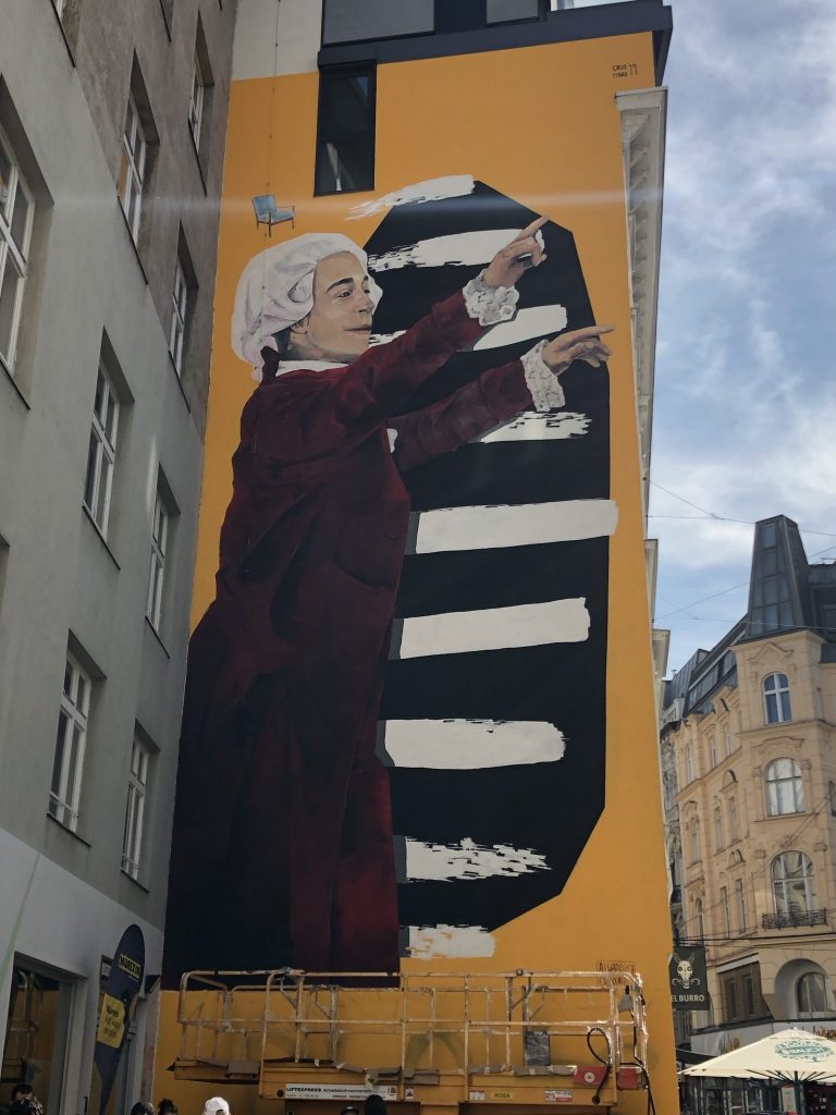 Mozart by Alvaro Oskua